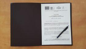 Подписан договор
